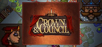 Crown and Council - Image: Crown and Council art