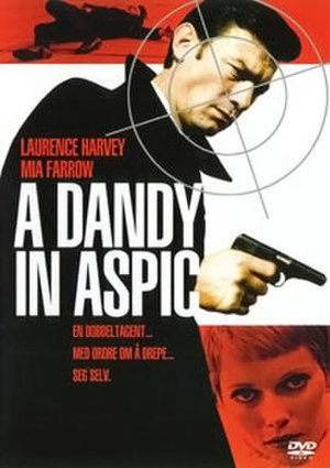 A Dandy in Aspic - DVD cover