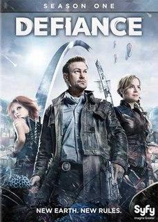 <i>Defiance</i> (season 1) season of television series