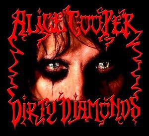 Dirty Diamonds - Image: Dirty Diamonds (Alice Cooper album) cover art