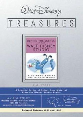 Walt Disney Treasures: Wave Two - Image: Disney Treasures 02 disneystudio
