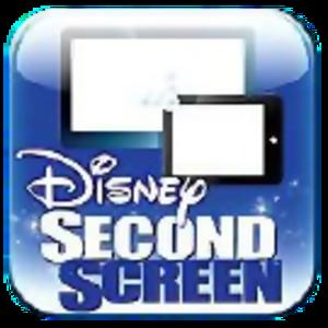 Disney Second Screen - Image: Disney Second Screen