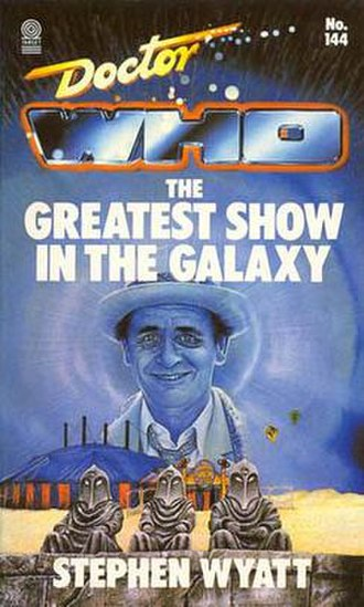 The Greatest Show in the Galaxy - Image: Doctor Who The Greatest Show in the Galaxy