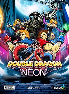 Double Dragon Neon promotional poster.jpg