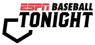 Baseball Tonight - Image: ESPN Baseball Tonight logo 2018