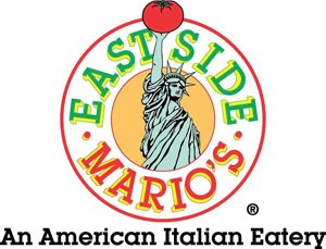 East Side Mario's - The original logo, including the Statue of Liberty
