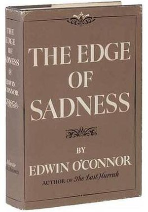 The Edge of Sadness - First edition