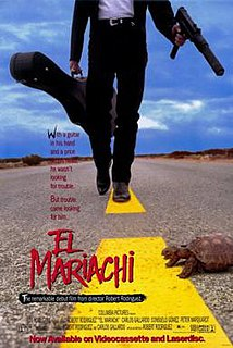 1992 Mexican-American film by Robert Rodriguez