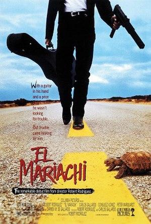 El Mariachi - Home video poster