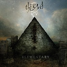 Elementary The End Album Cover.jpg