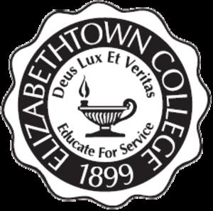 Elizabethtown College - Image: Elizabethtown seal