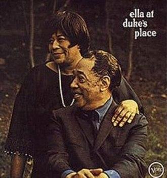 Ella at Duke's Place - Image: Ellaatdukesplace