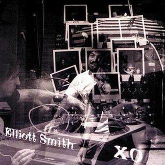 XO (Elliott Smith album) - Image: Elliottsmith X Oalbumcover