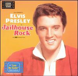 Jailhouse Rock (EP) - Image: Elvisjailhouserockre issue