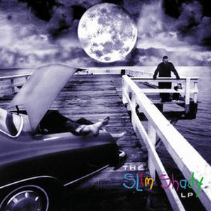 The Slim Shady LP - Image: Eminem The Slim Shady LP CD cover