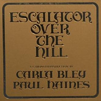 Escalator over the Hill - Image: Escalator Over The Hill CD