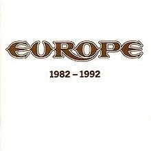 1982�1992 europe album wikipedia