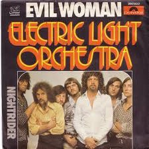 Evil Woman (Electric Light Orchestra song) - Image: Evil Woman Electric Light Orchestra