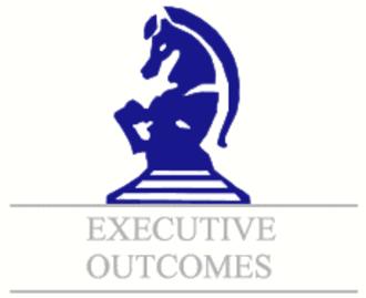 Executive Outcomes - Image: Executive Outcomes logo