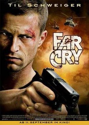Far Cry (film) - German-language poster