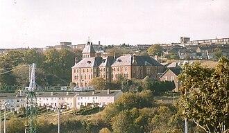 St Finbarr's College, Farranferris - Image: Farna 01
