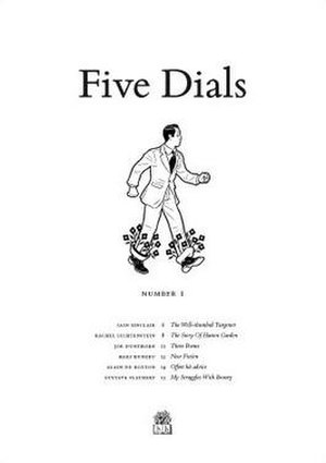 Five Dials - First issue, published June 2008
