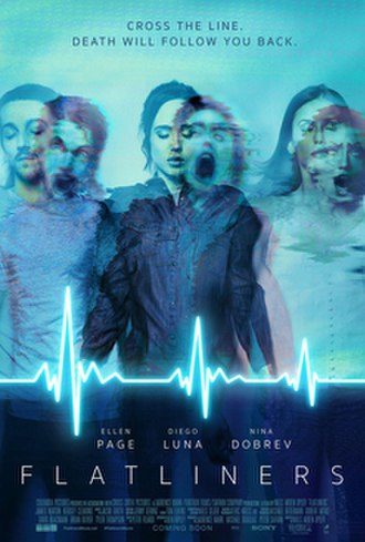 Flatliners (2017 film) - Theatrical release poster
