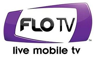 MediaFLO - FLO TV logo