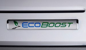Ford EcoBoost engine - Image: Ford Eco Boost logo