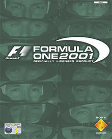 Formula One 2001 Coverart.png