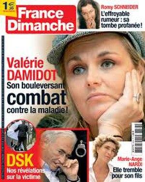 France Dimanche - Image: France Dimanche