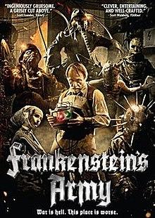 La Army DVD-kover.jpg de Frankenstein