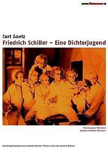 <i>Friedrich Schiller</i> (1923 film) 1923 film