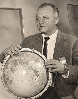 Fritz Karl Preikschat - Image: Fritz Preikschat in 1970