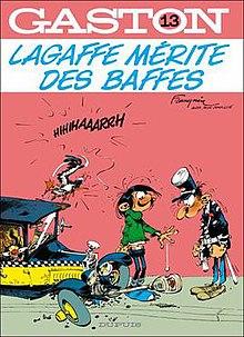 Lagaffe M 233 Rite Des Baffes Wikipedia