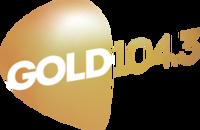 Gold 104.3 Logo 2015.png