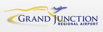 Grand Junction Regional Airport - Image: Grand Junction Regional Airport Logo