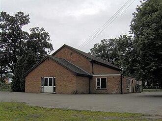 Grazeley - Grazeley Village Memorial Hall