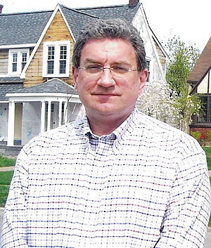 Gregg Easterbrook - Easterbrook in 2008