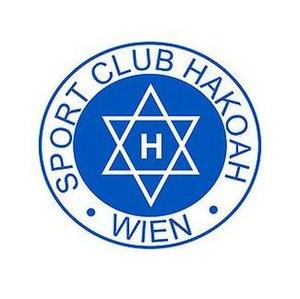 Hakoah Vienna - Sport Club Hakoah Wien's Emblem