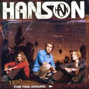 This Time Around (Hanson album) - Image: Hanson thistimearound 2