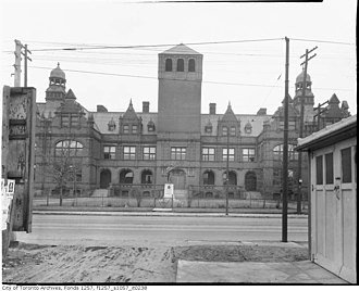 Harbord Collegiate Institute - HCI before 1932