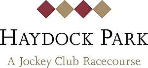 Haydock Park Racecourse - Image: Haydock Park Racecourse Logo