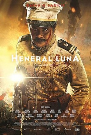 Heneral Luna - Official movie poster