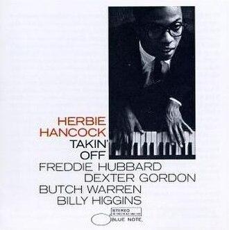 Takin' Off - Image: Herbie Hancock Takin' Off