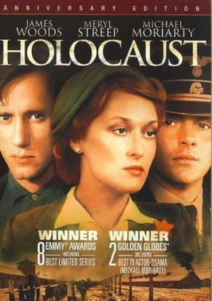 Holocaust (miniseries) - DVD cover