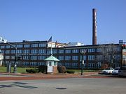 The Hoover plant in North Canton, Ohio.