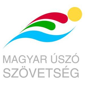 Hungarian Swimming Association - Image: Hungarian Swimming Association logo
