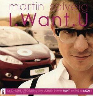 I Want You (Martin Solveig song) - Image: I Want You Martin Solveig