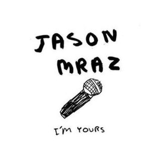 Jason Mraz — I'm Yours (studio acapella)